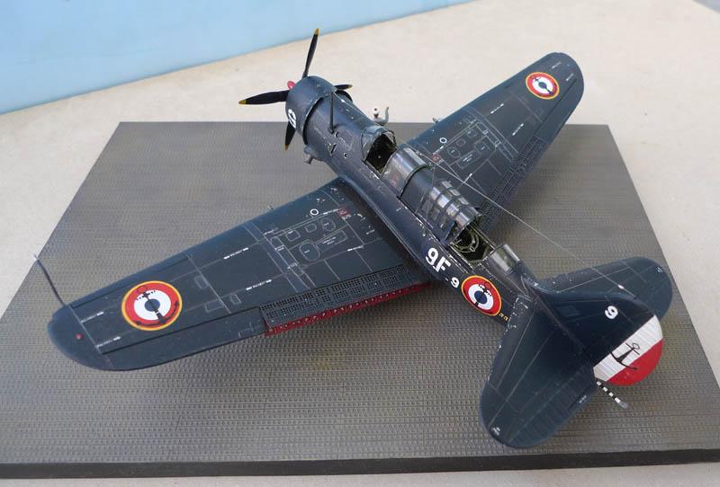 """[Academy] Curtiss SB2C-5 """"Helldiver"""" en Indochine 172116Helldiver69"""