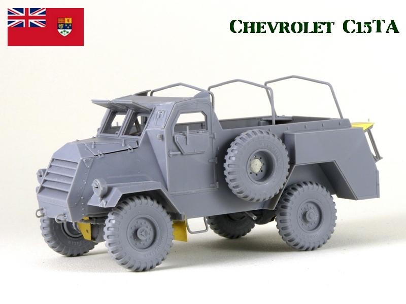 CHEVROLET C15TA - Normandie 44 - IBG 1/35 172289P1040148