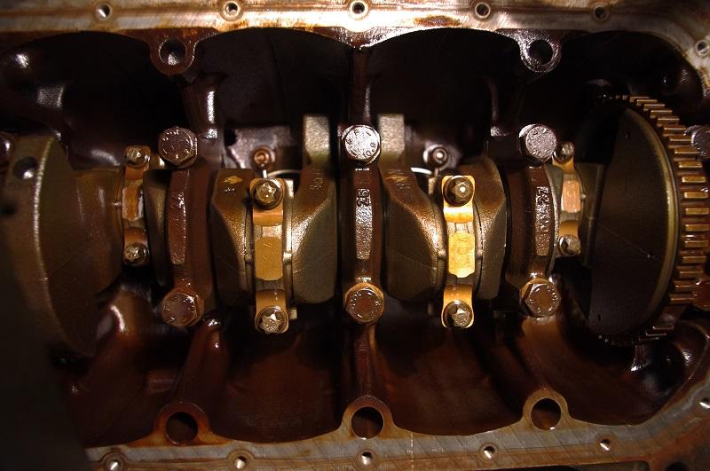 [Moteur M44] Changement des coussinets de bielles 172322IMGP5480