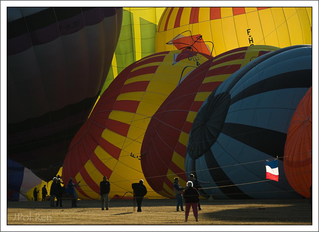 Sortie Lorraine Mondial Air Ballons à Chambley - Photos 172435EG26air09712
