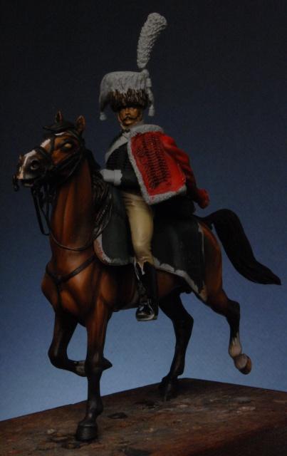 Chasseur a cheval GI - le travail de le vacance 173819coco0060