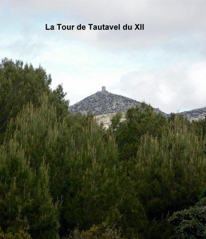 La Tour de Tautavel en KLE 174009SDC14564