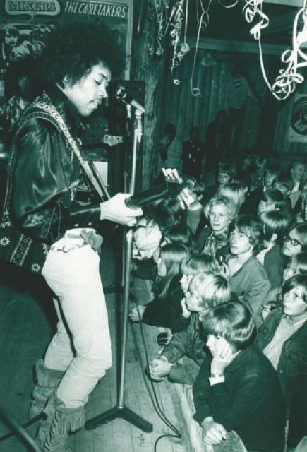 Hogbo (Popladan) : 8 septembre 1967 [Premier concert]  174566page5861002full