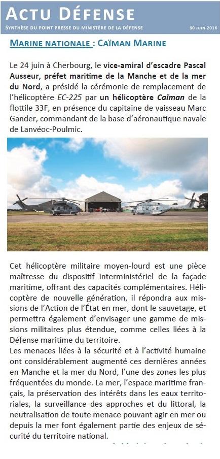 [Activité des ports hors Marine] LE PORT DE CHERBOURG - VOLUME 001 - Page 17 174680Actu