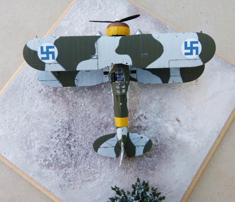[Airfix] Gloster Gladiator J-8 Finlandais. 174872Glad29
