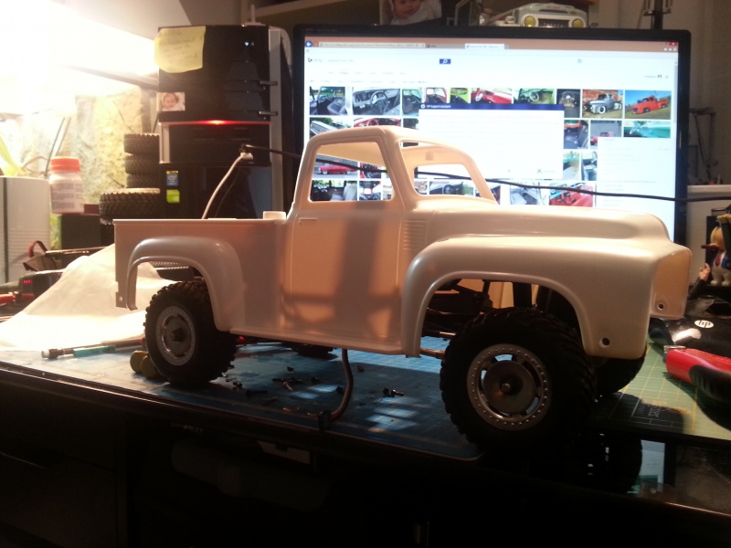 Ford 100 scale 17567920150501140945