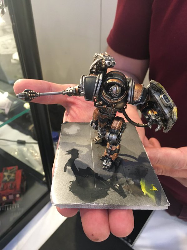 [The Horus Heresy Weekender 2016] - Centralisation des news 175689Cahg7QOW8AAYrFt