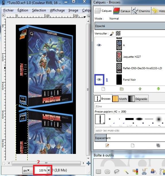[Tutorial] Création d'icones 3D pour la Neo Geo X 175700Capture23