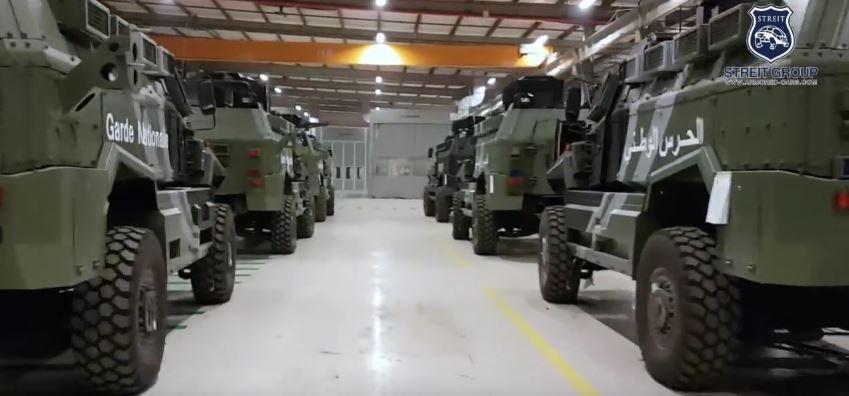 قريبا تسليم مدرعات للامن و الحرس الوطني التونسي من نوع تايفون - 175716xww