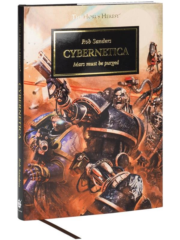 [Horus Heresy] Cybernetica de Rob Sanders 176008cyberlecover