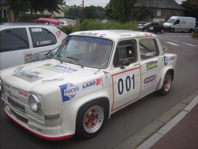 31è Rallye Tessy sur Vire Gouvets 2012 (vérifications techniques)  176726Sep01818