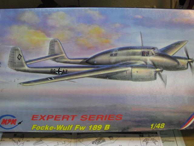 FW-189B MPM 1/48  Terminé! 177044IMG9061