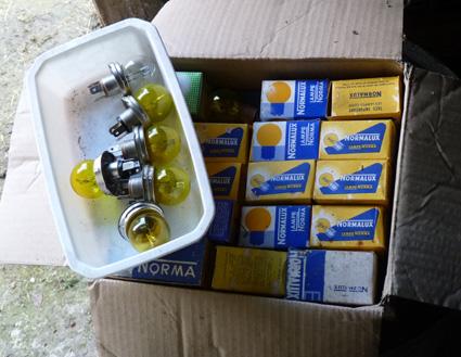 Utilisation d'ampoules à LED 178158P1030633