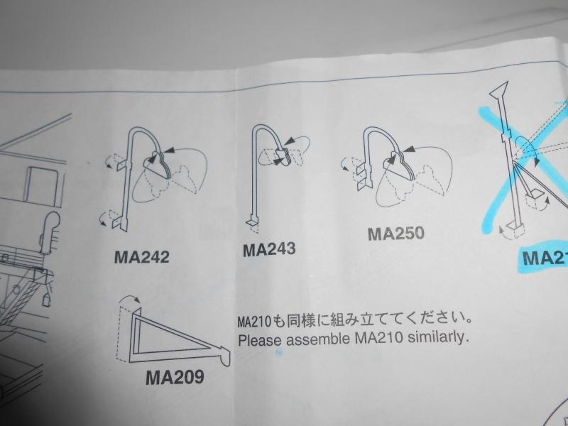 Hikawa Maru hopital 1/350 PE/pont en bois et babioles  - Page 6 178881DSCN6018