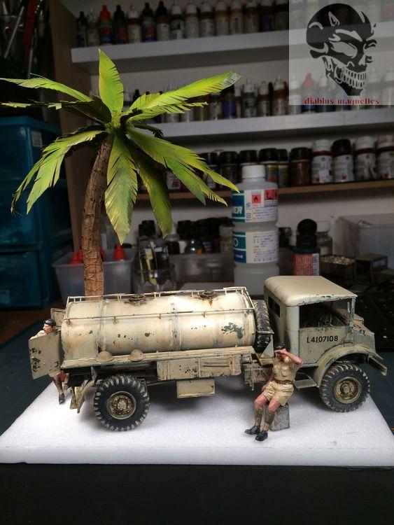 CMP C60L petrol tank - Mirror Model 1/35 - Page 2 179748IMG4277