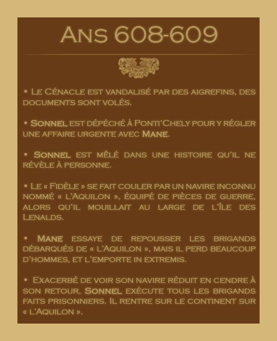Chronologie des Odyssées de la Compagnie des Zindes 17977104608609