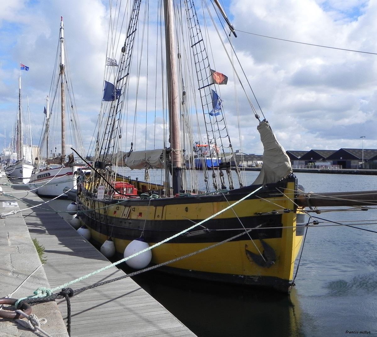[ Marine à voile ] Le Renard 18152253c