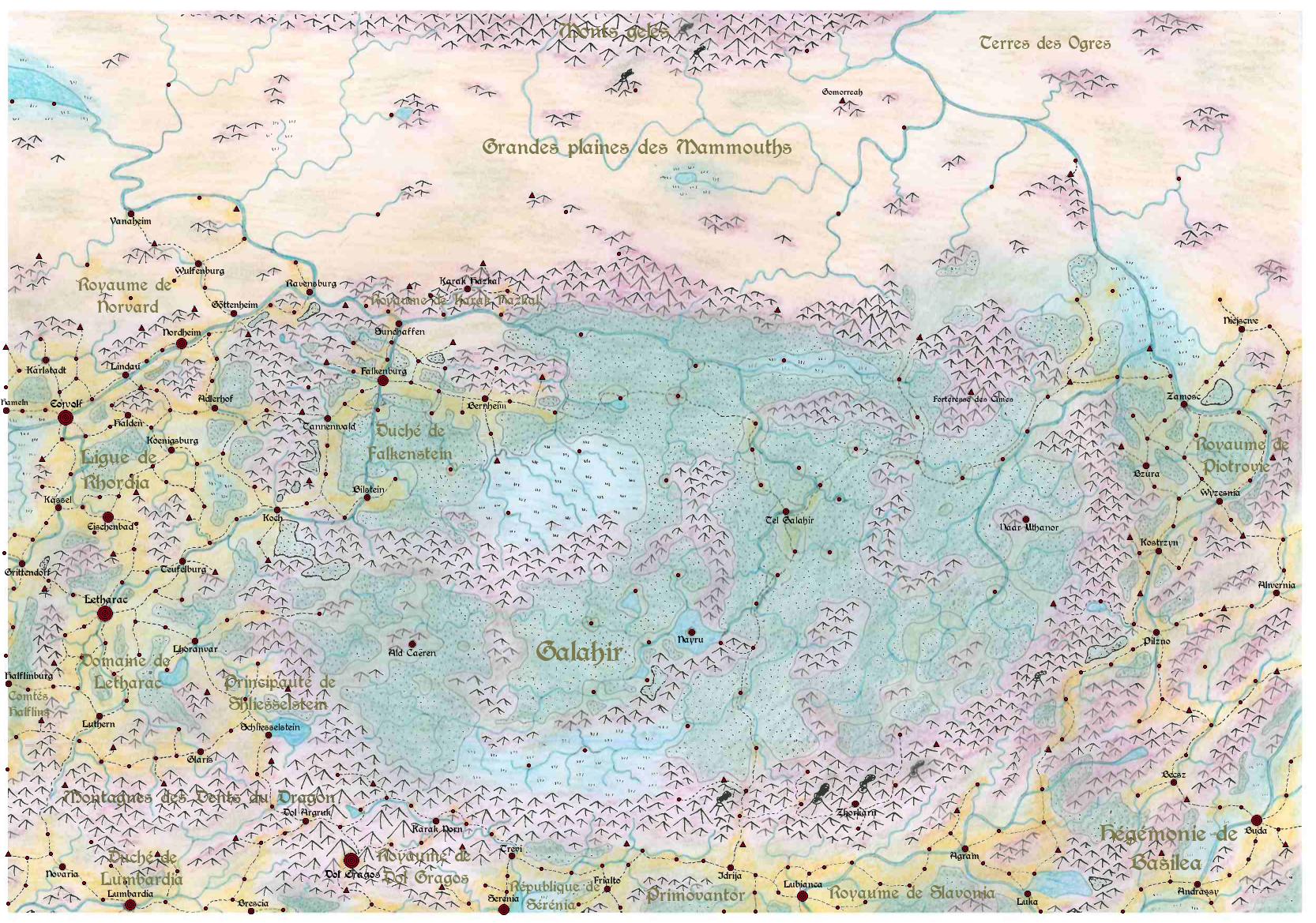 Kings of War : Carte de Galahir et alentours 182295CarteManticaNomme