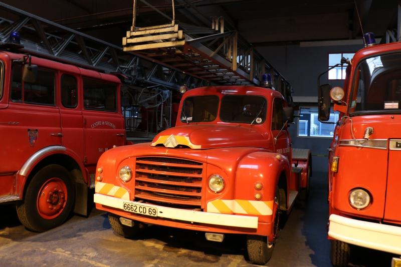 Des camions à gogo....Musée des sapeurs pompiers de Lyon 182308IMG6649