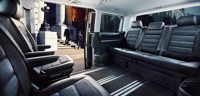 Transporter, Caravelle Et Multivan - La Sixième Génération 183146hdt6interieur2