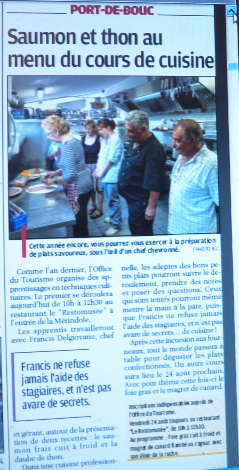 ATHLETIC CLUB  PORT DE BOUC ET SC PORT DE BOUC  / PHA PROVENCE  - Page 5 183273Photo005