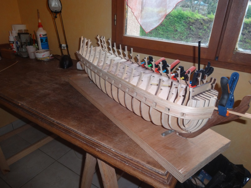 HMS Victory Kit Del prado, Echelle 1/100 - Page 3 183369posevirure2