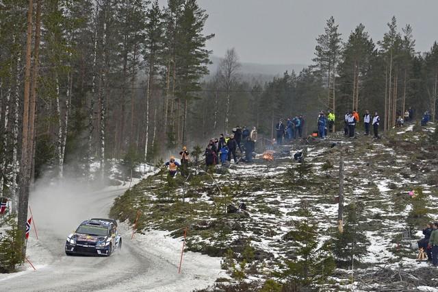 Rallye de Suède 2016 : Volkswagen en tête au terme de la première journée  183473hd02vw201602123877