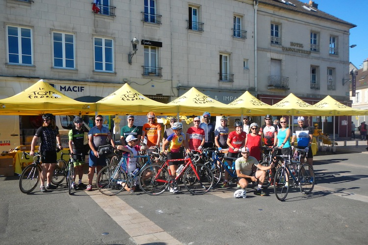 Dernière étape du Tour de France CHANTILLY  PARIS le 24 juillet 2016 183797DSCN3435
