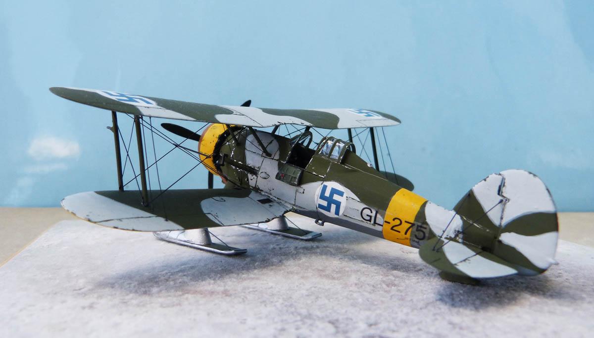 [Airfix] Gloster Gladiator J-8 Finlandais. 183826Glad27