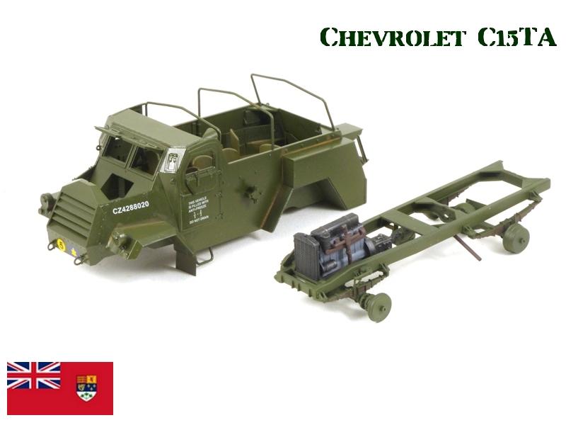CHEVROLET C15TA - Normandie 44 - IBG 1/35 184556P1040545