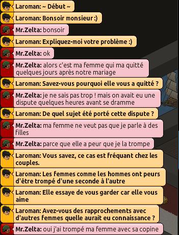 Rapports d'Action RP de Laroman 184636RP7