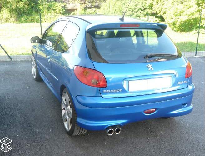 [BoOst] Peugeot 206 RCi de 2003 185103972