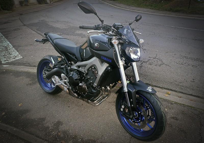 Photos de toutes les Yamaha MT-09 du forum ! :) 185174Ydaemon0112