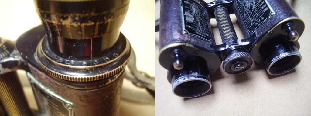 *[FICHE] Jumelles à prismes avec télémètre HUET 186082Huet5