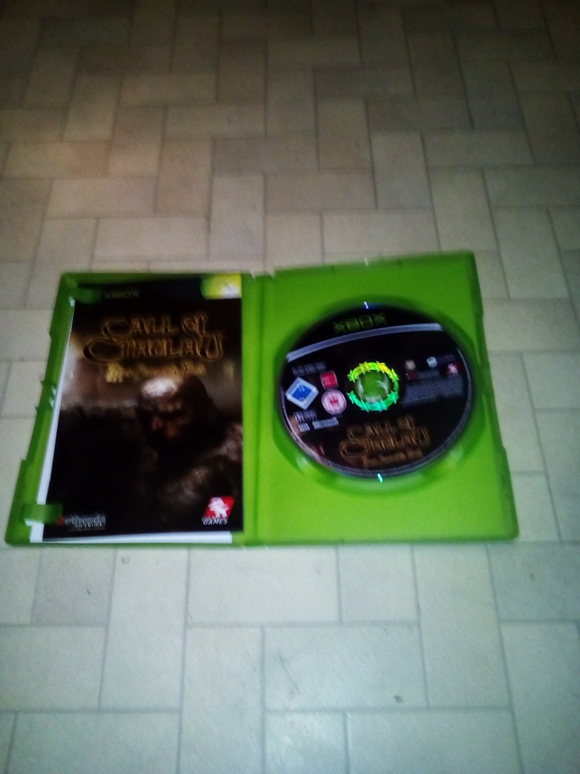 [VDS] Call of Cthulhu ( complet ) TBE XBOX 186780IMG20171207173439