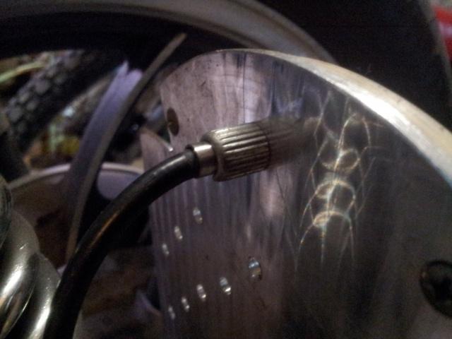 yamaha 650 XJ 186782dtailmoletagepourpassecabalgearrire