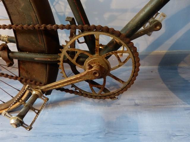ALCYON vélo-porteur 1938 187235P1200147