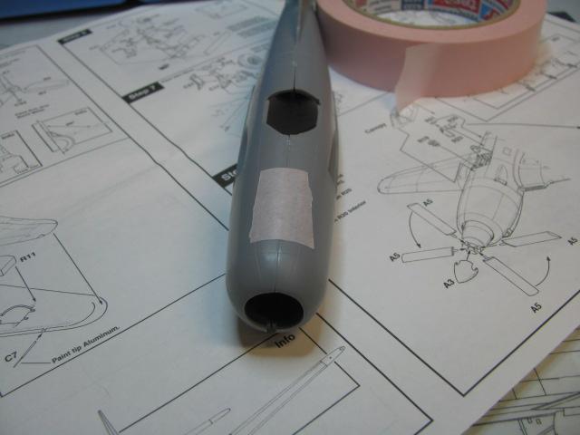 Ryan XF2R-1 Dark Shark Czech Model 1/48.....Terminé! 187396IMG8405