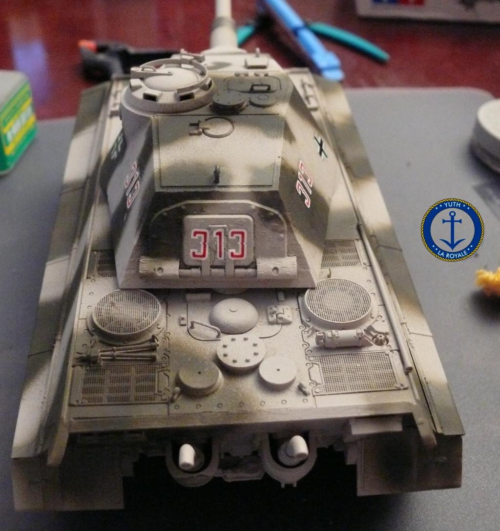 Sd.Kfz. 182 Panzer VI ausf B Tiger II Porsche Turret 187960konigstiger07