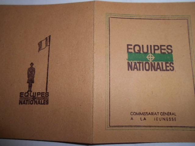 Les Equipes Nationales du Régime de Vichy 188048DSCN3004