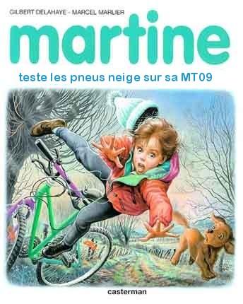 martine achète un MT 09 188130YM9e