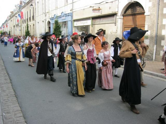 Festival de Cape & d'Epée à Richelieu 1881461RichelieuSamedi21Juillet201279