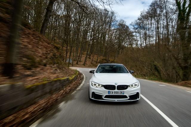 BMW M4 Coupé Tour Auto Edition : une édition française ultra limitée pour célébrer le rallye emblématique. 188291P90215099highResbmwm4coupetourau