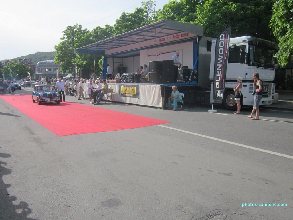 Camion podium aux Rétrofolie de Spa 188516photocamion2