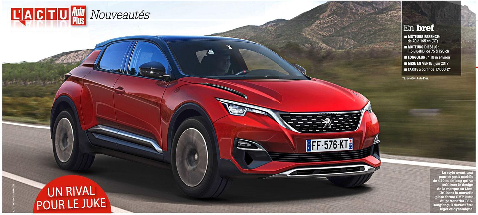 2022 - [Peugeot] 1008/2008 Coupé - Page 5 188776Sanstitre1