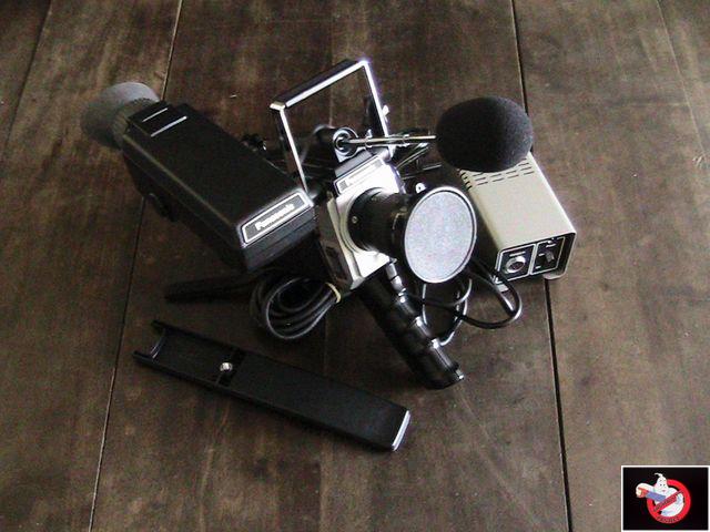 Caméra Panasonic PK-750 et VCR Portable NV-8410 18954804