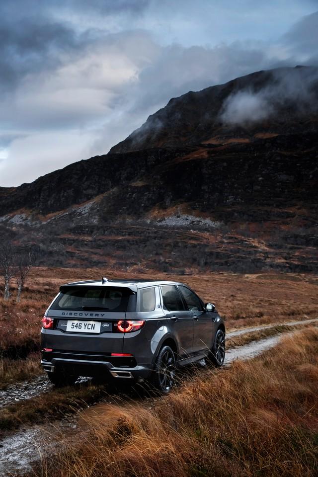 Les Land Rover Discovery Sport Et Range Rover Evoque Encore Plus Performants Grâce Aux Technologies Des Nouveaux Moteurs Ingenium 189635lrds18myingeniumpetrol24051707