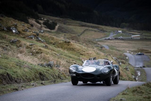 "Jaguar Lance Son Premier Rallye ""Mini Miglia"" En Écosse 189699JaguarMiniMiglia2015099"