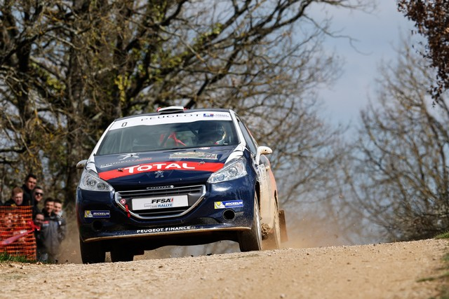 208 Rally Cup 21ème Rallye Terre Des Causses 1er/3 Avril 2016  1903175523bb428f34e