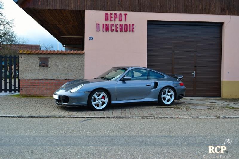 Rénovation extérieur Porsche 996 TT 1903880355